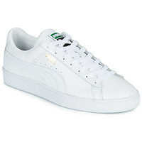 Schuhe Sneaker Low Puma CLASSIC Weiss