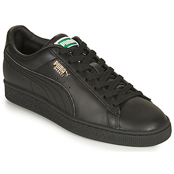 Schuhe Sneaker Low Puma CLASSIC Schwarz