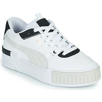 Schuhe Damen Sneaker Low Puma CALI SPORT Weiss / Schwarz