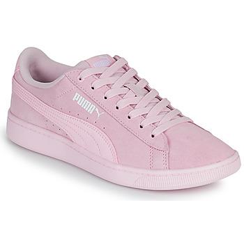 Schuhe Damen Sneaker Low Puma VIKKY Rose