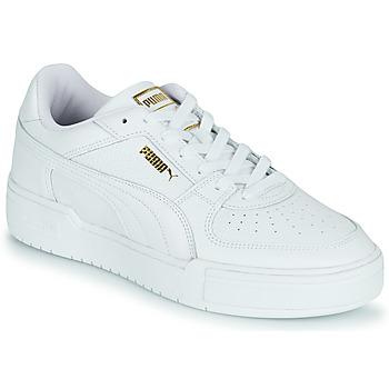 Schuhe Herren Sneaker Low Puma CALI PRO Weiss