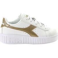 Schuhe Kinder Sneaker Diadora game step ps c1070 Gold