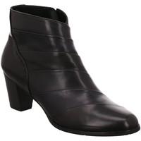 Schuhe Damen Low Boots Regarde Le Ciel Stiefeletten SONIA 38 166 schwarz