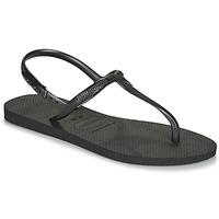Schuhe Damen Sandalen / Sandaletten Havaianas TWIST Schwarz
