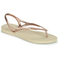 Schuhe Damen Sandalen / Sandaletten Havaianas SUNNY II Beige