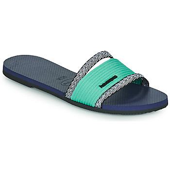 Schuhe Damen Sandalen / Sandaletten Havaianas YOU TRANCOSO Blau
