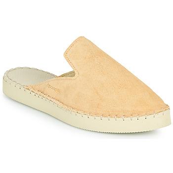 Schuhe Damen Pantoffel Havaianas ESPADRILLE MULE LOAFTER FLATFORM Beige