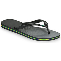 Schuhe Zehensandalen Havaianas BRASIL FRESH Schwarz