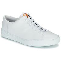 Schuhe Herren Sneaker Low Camper TOURING Weiss