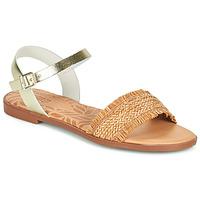 Schuhe Damen Sandalen / Sandaletten MTNG 51010 Braun