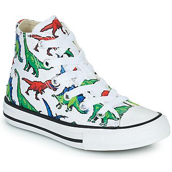 Schuhe Jungen Sneaker High Converse CHUCK TAYLOR HI Multifarben