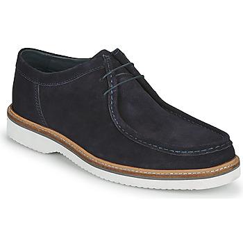 Schuhe Herren Derby-Schuhe Base London BARNUM Blau