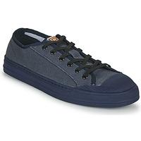 Schuhe Herren Sneaker Low Base London CARGO Blau