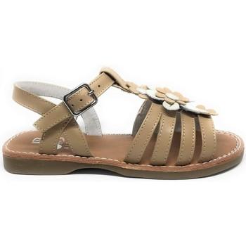 Schuhe Mädchen Sandalen / Sandaletten D'bébé 24526-18 Braun