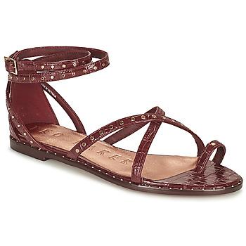 Schuhe Damen Sandalen / Sandaletten Ted Baker MATHAR Braun