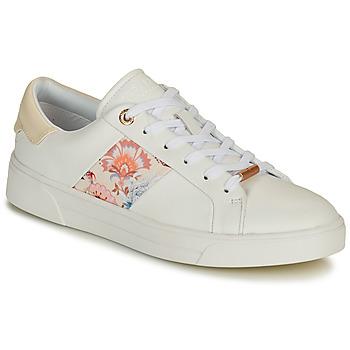 Schuhe Damen Sneaker Low Ted Baker HUDEP Weiss