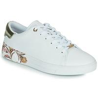 Schuhe Damen Sneaker Low Ted Baker TIRIEY Weiss
