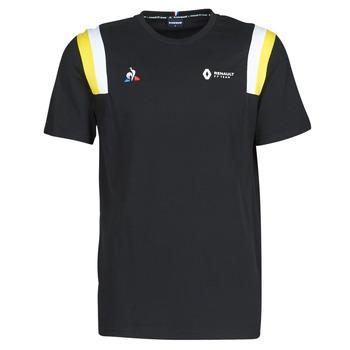 Kleidung Herren T-Shirts Le Coq Sportif RENAULT FANWEAR 20 Tee SS M Schwarz