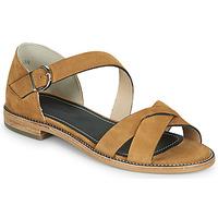 Schuhe Damen Sandalen / Sandaletten Muratti RAVILLE Cognac