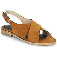 Schuhe Damen Sandalen / Sandaletten Muratti RAVILLOLES Cognac