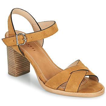Schuhe Damen Sandalen / Sandaletten Muratti RAYMOND Cognac