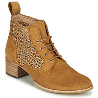 Schuhe Damen Boots Muratti REAUX Cognac