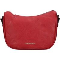 Taschen Damen Umhängetaschen Gianmarco Venturi GB0057CY2 ROT