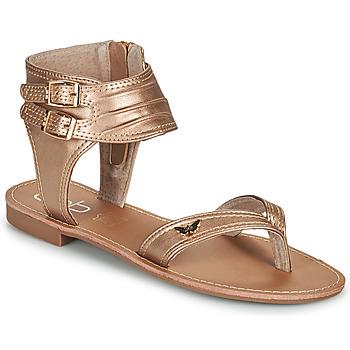 Schuhe Damen Sandalen / Sandaletten Les Petites Bombes VALENTINE Rose