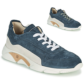 Schuhe Herren Sneaker Low Moma NEW-CASTLE Blau