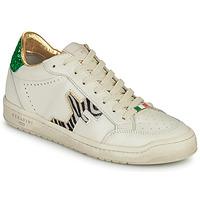 Schuhe Damen Sneaker Low Serafini SAN DIEGO Weiss / Grün