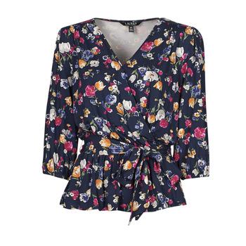 Kleidung Damen T-Shirts Lauren Ralph Lauren SHIANETA Multicolor