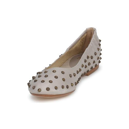 Now CROTONE Beige Beige Beige  Schuhe Ballerinas Damen fbadc8