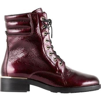 Schuhe Damen Low Boots Högl Bester Junge Bordo Rot