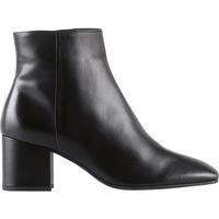 Schuhe Damen Low Boots Högl Richtig Schwarz Schwarz