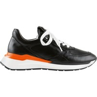Schuhe Damen Sneaker Low Högl Zukunft Schwarz Schwarz