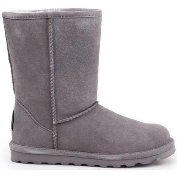 Schuhe Damen Schneestiefel Bearpaw Elle Short Grau