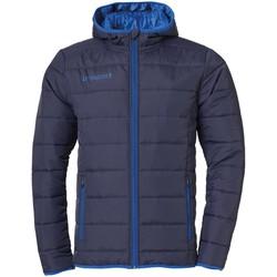 Kleidung Jungen Daunenjacken Uhlsport Sport Essential Ultra Lite Down Jacket Junior 1005178-02_junior blau
