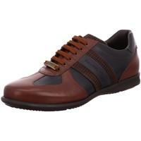 Schuhe Herren Sneaker Low Galizio Torresi Schnuerschuhe Schnürer 311098 braun