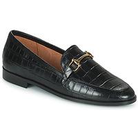 Schuhe Damen Slipper Minelli AMINATA Schwarz