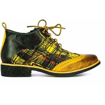 Schuhe Damen Slipper Laura Vita  Gelb