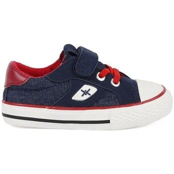 Schuhe Jungen Sneaker Low Chika 10 24453-18 Blau