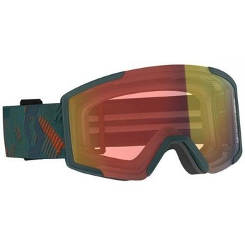 Uhren & Schmuck Sonnenbrillen Scott Shield Light Sensitive Photochromic Lens Sombre Green/Pumpkin Orange