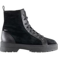 Schuhe Damen Low Boots Högl Tracker Schwarz Schwarz