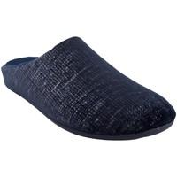 Schuhe Herren Hausschuhe Calzamur Geh nach Hause, Herr  540 blau Blau