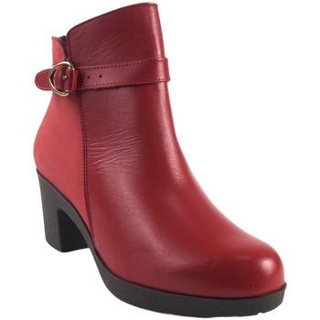 Schuhe Damen Low Boots Bellatrix Lady  rot Rot