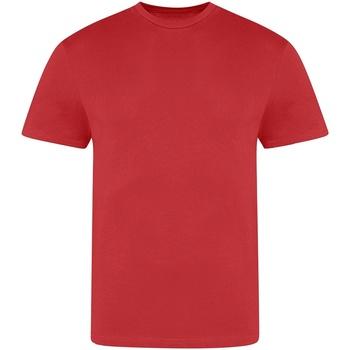 Kleidung Herren T-Shirts Awdis JT100 Feuerrot