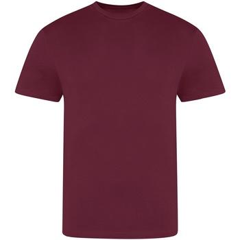Kleidung Herren T-Shirts Awdis JT100 Burgunder
