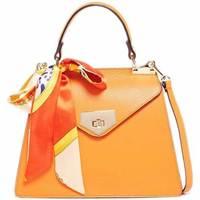 Taschen Damen Handtasche Maison Heritage RIO ORANGE