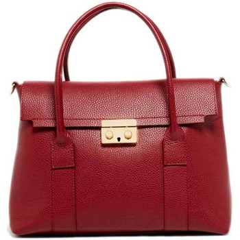 Taschen Damen Handtasche Maison Heritage AMY BORDEAUX