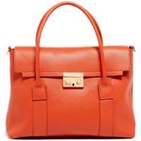 Taschen Damen Handtasche Maison Heritage AMY ORANGE